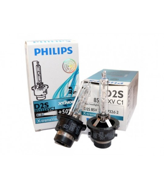 D2S Philips X-treme Vision